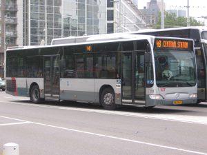 Tender busvervoer